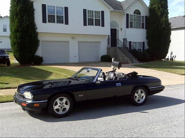 1995 Jaguar XJS Convertible - $18900