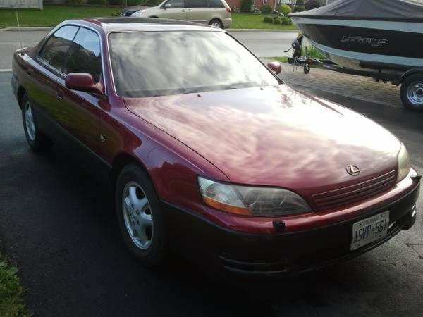 1995 LEXUS ES300 - $1500