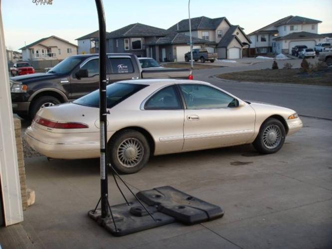 1995 Lincoln Mark Series Coupe