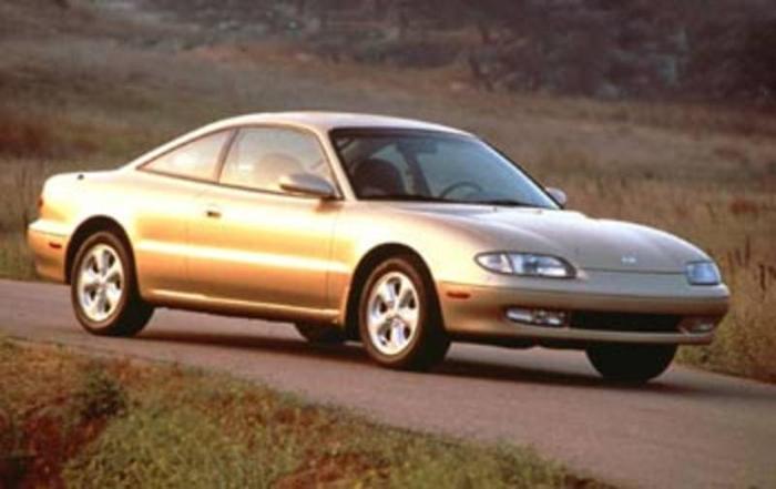 1995 Mazda MX-6 LS Sport Coupe