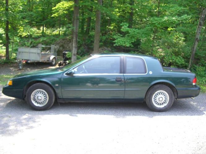1995 Mercury Cougar XR 7 Coupe V8