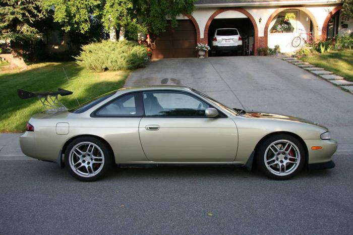 1995 nissan 240sx se coupe for sale in calgary alberta all cars in. Black Bedroom Furniture Sets. Home Design Ideas