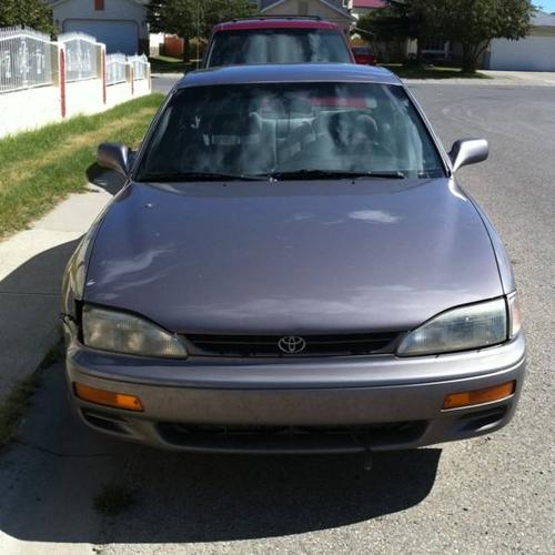 1995 toyota camry for sale in calgary alberta all cars. Black Bedroom Furniture Sets. Home Design Ideas