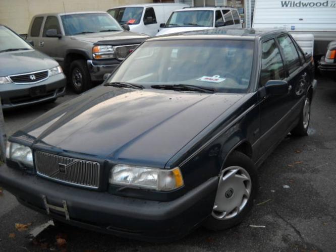 1995 Volvo 850 Sedan GLX 4 DOOR AUTO. for sale in Vancouver, British Columbia | All cars in ...