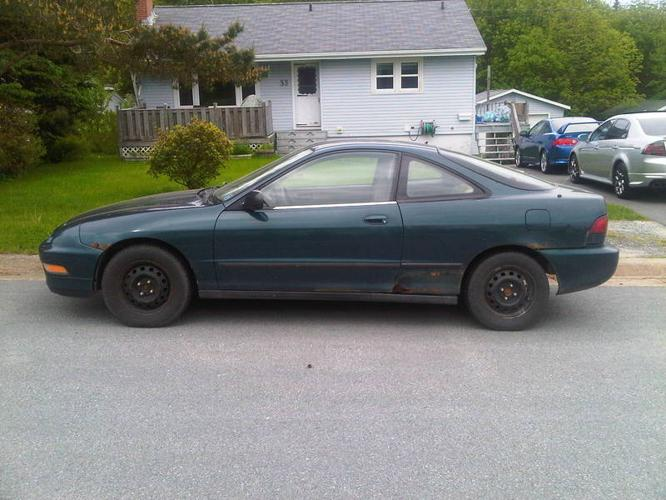 1996 acura integra coupe for sale in dartmouth nova scotia all cars in. Black Bedroom Furniture Sets. Home Design Ideas