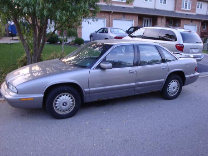 1996 Buick Regal Sedan For Sale In Hamilton Ontario All Cars In Canada Com