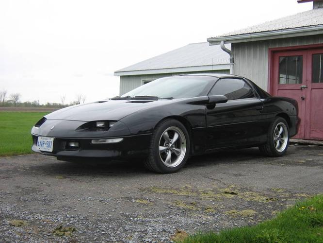 1996 chevrolet camaro z28 for sale in hamilton ontario all cars in. Black Bedroom Furniture Sets. Home Design Ideas