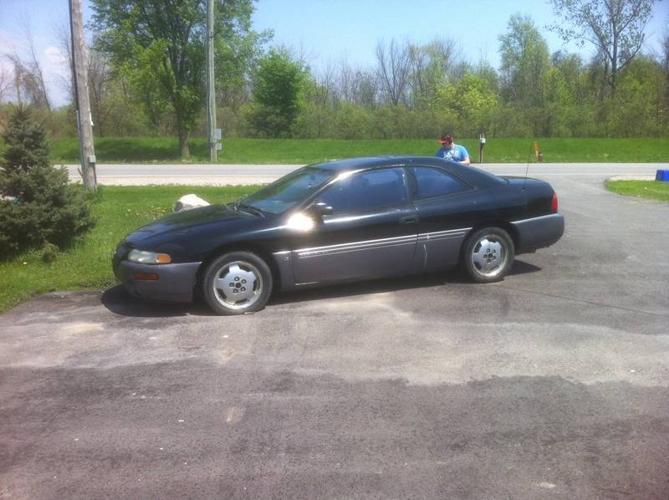 1996 Chrysler Sebring LXI Coupe