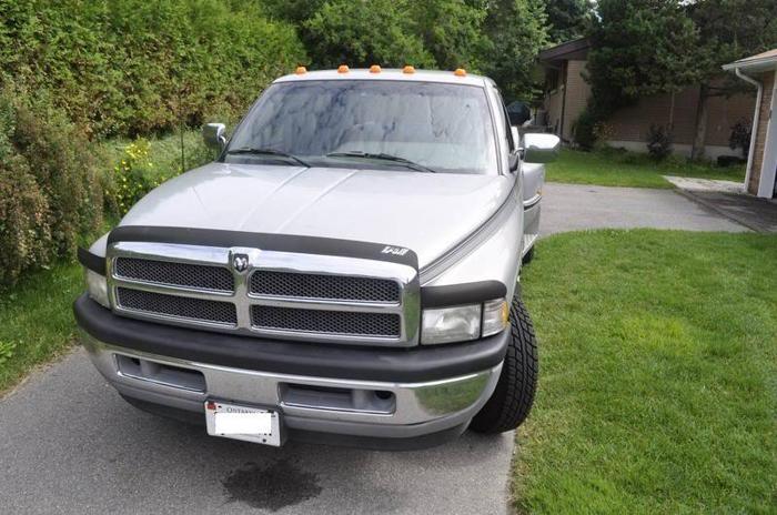 1996 dodge ram 3500 cummins turbo diesel pickup truck for. Black Bedroom Furniture Sets. Home Design Ideas