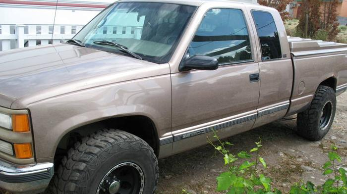 1996 GMC Sierra 1500 Pickup Truck reduced for sale in Osoyoos, British ...