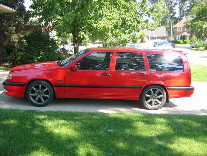 1996 volvo 850 wagon for sale in sarnia ontario all. Black Bedroom Furniture Sets. Home Design Ideas