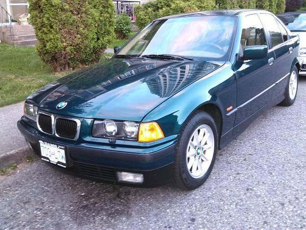 1997-bmw 328 i - $5200