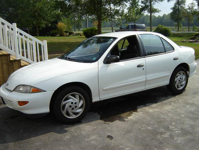 1997 Chevrolet Cavalier Sedan