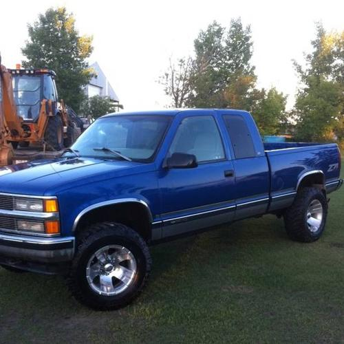 1997 Chevrolet Silverado 1500 For Sale In Stettler