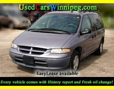 1997 Dodge Caravan Sport - Safetied - $2250