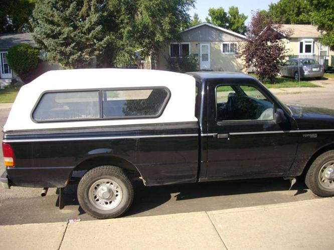1997 ford ranger xlt pickup truck for sale in saskatoon saskatchewan all cars in. Black Bedroom Furniture Sets. Home Design Ideas