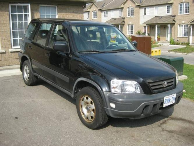 1997 honda cr v suv for sale in peterborough ontario all cars in. Black Bedroom Furniture Sets. Home Design Ideas