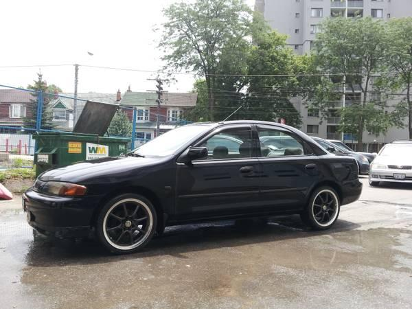 1997 mazda protege lx great on gas insurance low km 39 s. Black Bedroom Furniture Sets. Home Design Ideas