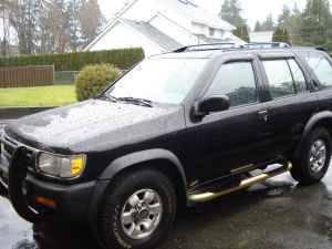 1997 Nissan Pathefinder Klondike Ed For 4 000 For Sale In