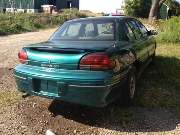 1997 Pontiac Grand Am - $850
