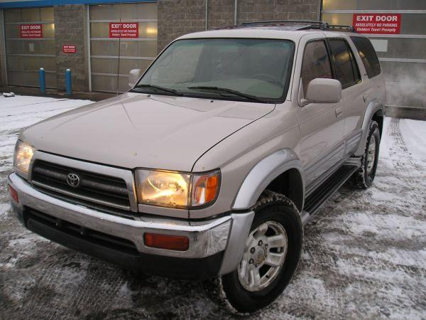 1997 toyota 4runner limited 3300 for sale in kelowna. Black Bedroom Furniture Sets. Home Design Ideas