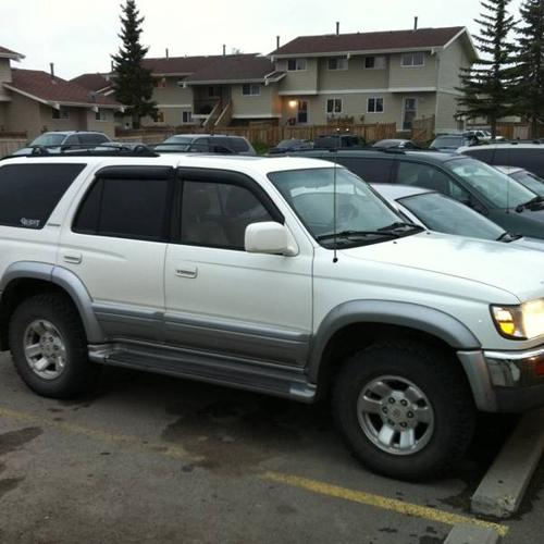 1997 toyota 4runner limited for 6300 or best offer for. Black Bedroom Furniture Sets. Home Design Ideas