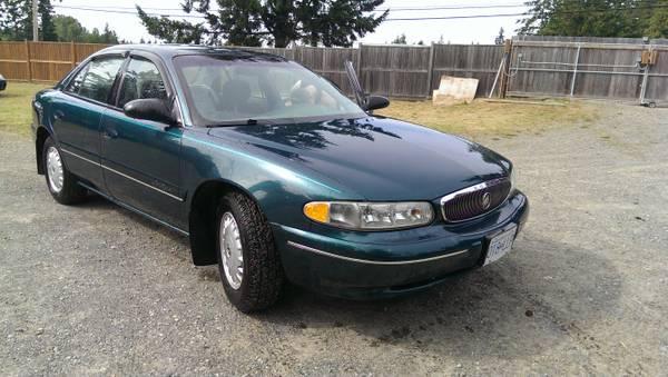 1998 Buick Century - Green - $1100
