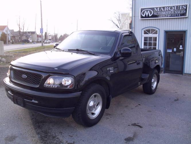 1998 ford f 150 flareside xlt certified e tested 4995 for sale in cambridge ontario. Black Bedroom Furniture Sets. Home Design Ideas