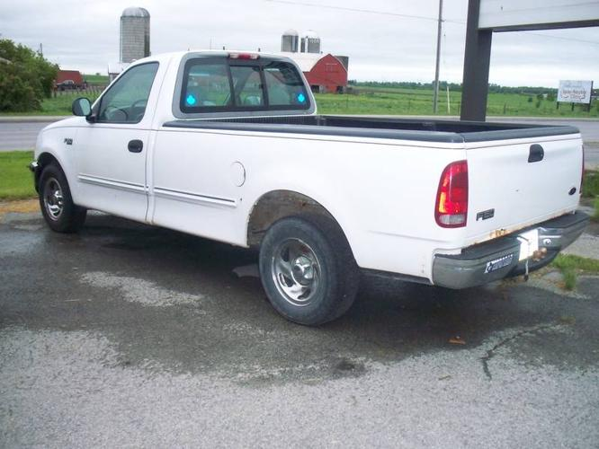 1998 ford f 150 pickup truck for sale in yarker ontario all cars in canada com