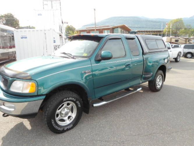 1998 ford f 150 xlt for sale in revelstoke british columbia all cars in. Black Bedroom Furniture Sets. Home Design Ideas