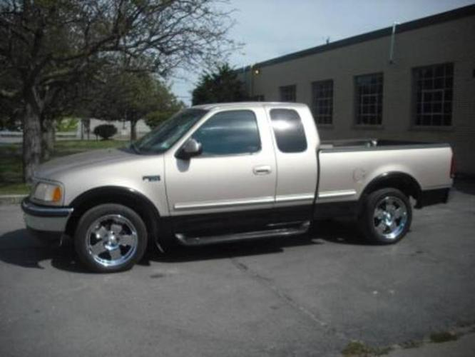 1998 ford f 150 xlt ext 20 wheels cert e test no credit. Black Bedroom Furniture Sets. Home Design Ideas