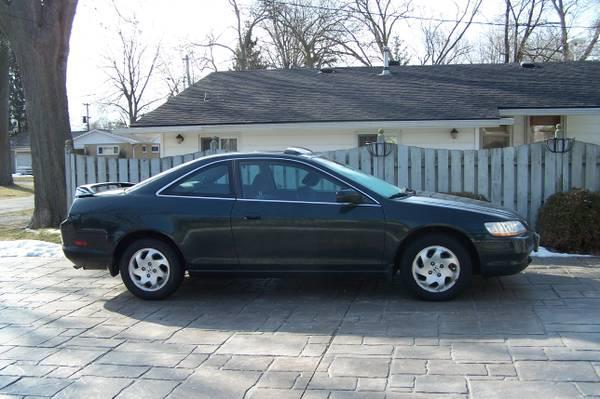 1998 Honda Accord LX - $1900