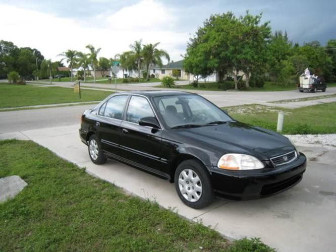 1998 Honda Civic Lx In Houston Tx: 1998 Honda Civic LX Related Infomation,specifications