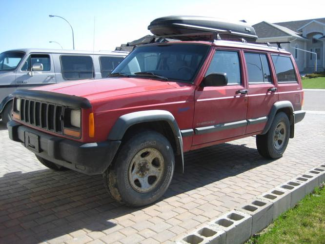 1998 jeep cherokee sport for sale in saskatoon saskatchewan all. Cars Review. Best American Auto & Cars Review