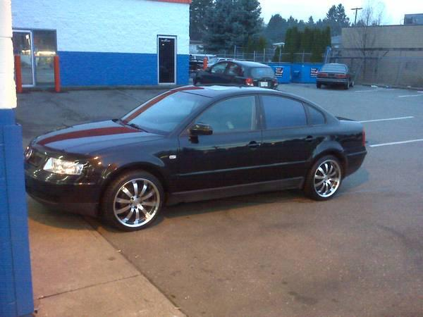 1998 Volkswagen Passat 1 8t parts/rebuild - $2500 for sale in