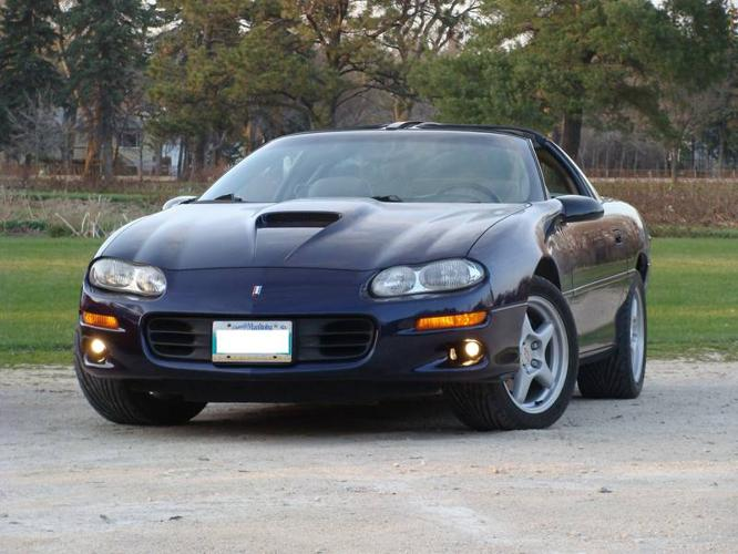 Gm 700r4 Transmission >> 1999 Chevrolet Camaro Z-28 SS Coupe for sale in Winkler, Manitoba | All cars in Canada.com