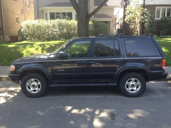 1999 Ford Explorer 169000km ONE OWNER - $3000