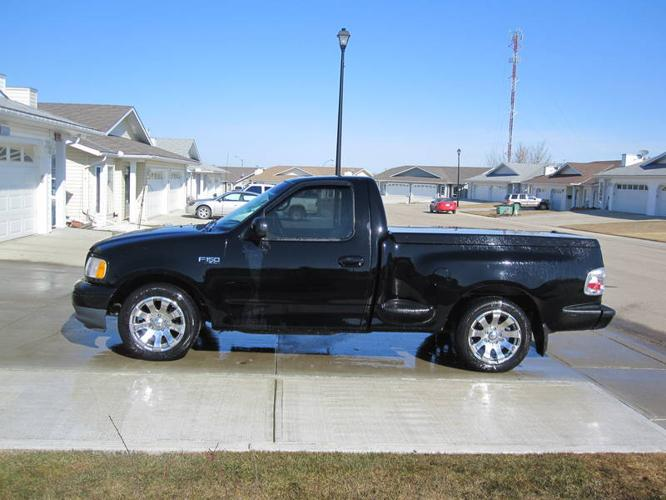 1999 ford f 150 xl sport pickup truck for sale in drayton valley alberta all cars in. Black Bedroom Furniture Sets. Home Design Ideas