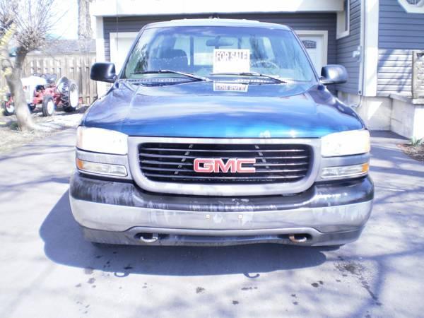 1999 GMC Sierra 1500 - $2100