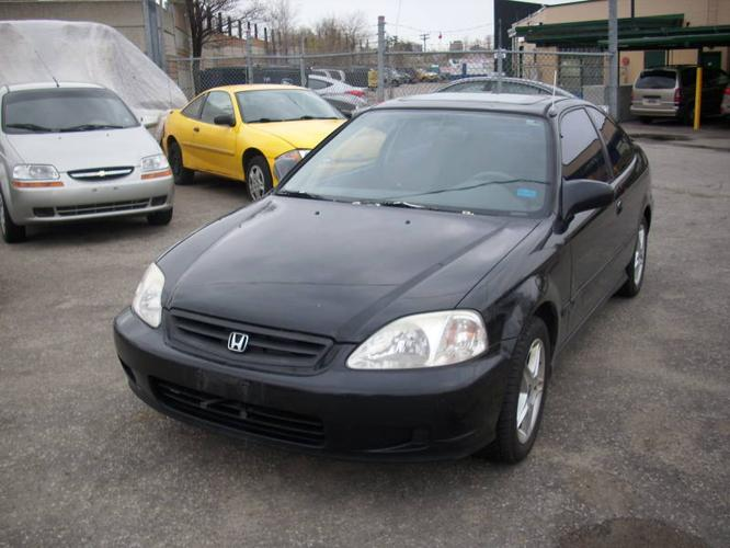 1999 honda civic si coupe for sale in toronto ontario. Black Bedroom Furniture Sets. Home Design Ideas