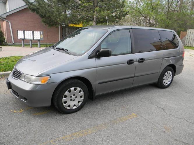 1999 Honda Odyssey Minivan for sale in London, Ontario ...