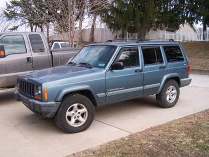 1999 jeep cherokee sport suv for sale in mississauga. Black Bedroom Furniture Sets. Home Design Ideas