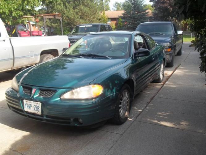 1999 Pontiac Grand Am Sedan SE