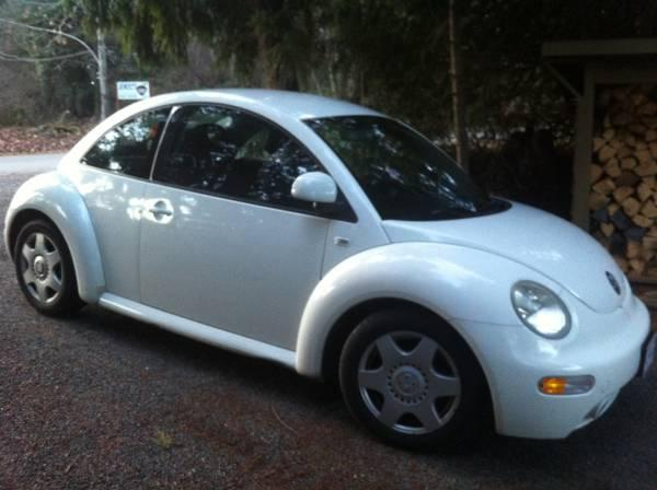 1999 Vw Beetle 5000 For Sale In Sooke British Columbia All Cars In Canada Com