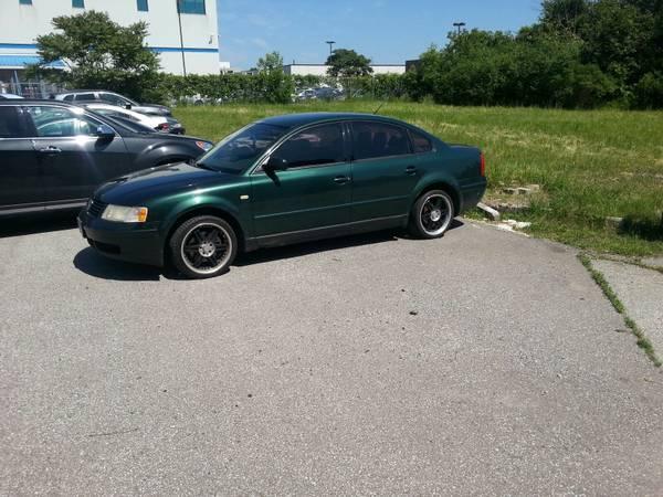 1999 VW Passat FOR SALE!! - $3000