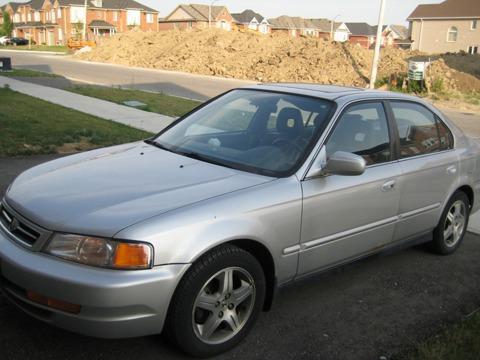 Acura on 2000 Acura 1 6 El Silver Sedan For  4 000 For Sale In Richmond Hill
