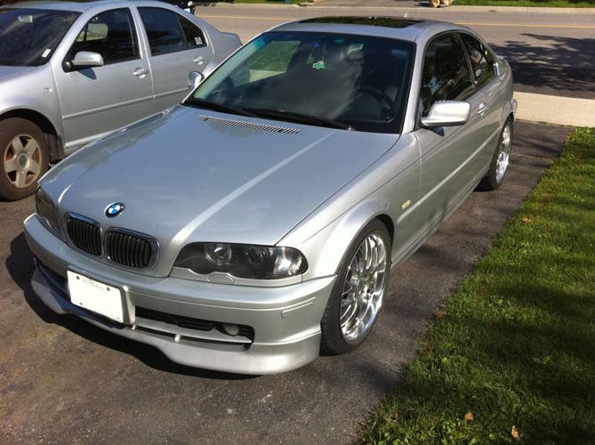 2000 Bmw 3 Series 323ci Coupe Two Rims Lowered For Sale In