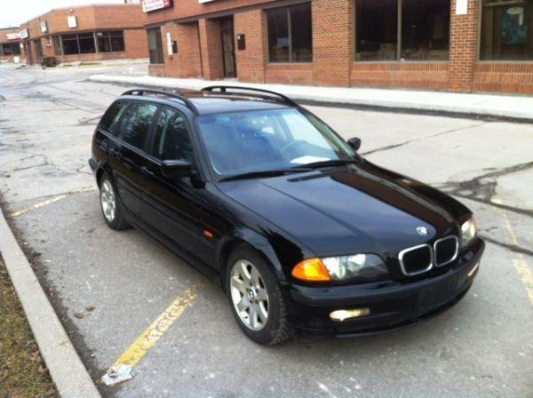 *** 2000 BMW 323I TOURING WAGON - $5490