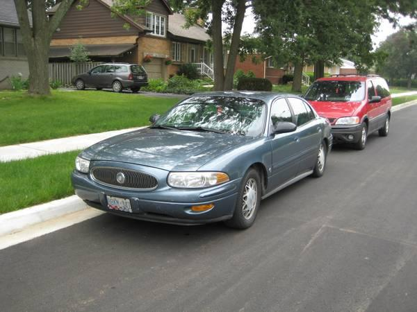 2000 Buick LeSabre Limited - $850