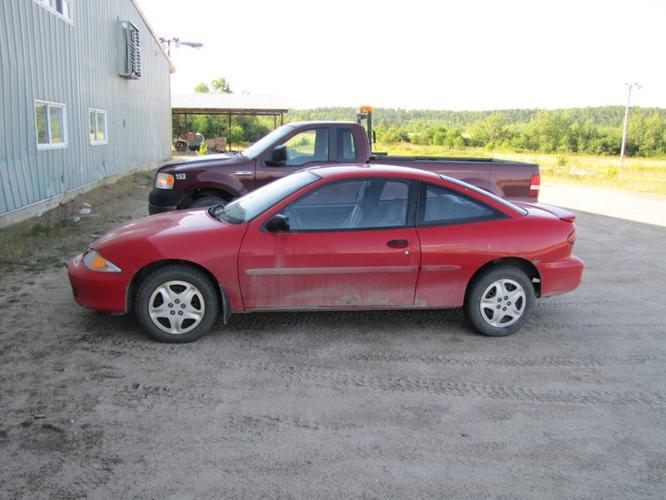 2000 Chevrolet Cavalier Coupe
